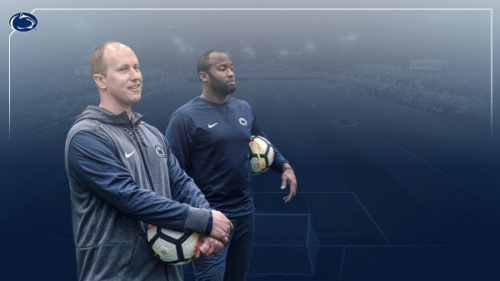 Dalby and Ogunbiyi Named MSOC Assistant Coaches