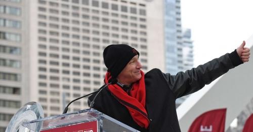 Toronto FC President Bill Manning addresses potential BMO Field expansion