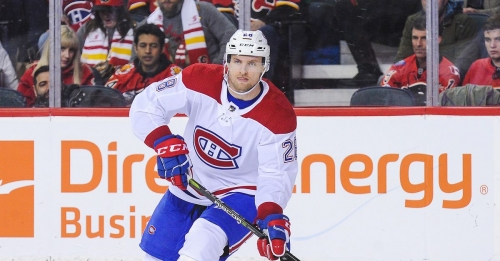 Montreal Canadiens trade Jakub Jerabek to Washington Capitals