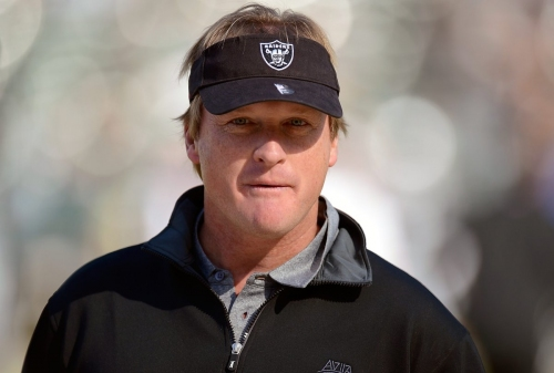 A's fire back at Jon Gruden's remarks on Raiders leaving Oakland