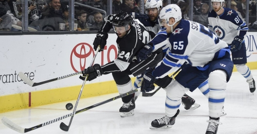 Game Day Preview #60, Los Angeles Kings @ Winnipeg Jets