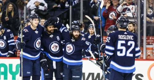 Recap: Winnipeg Jets cannot overthrow the Kings of Los Angeles