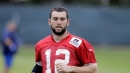 Luck tells Indy fans he feels better, rules out more surgery