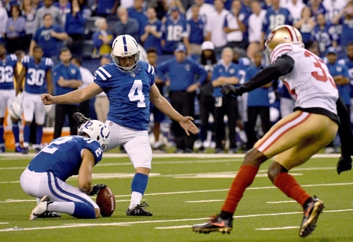 Colts, Adam Vinatieri closing in on 1-year contract