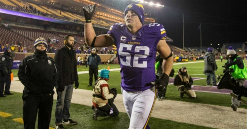 Minnesota Vikings rarely use franchise tag, but have interesting history with it