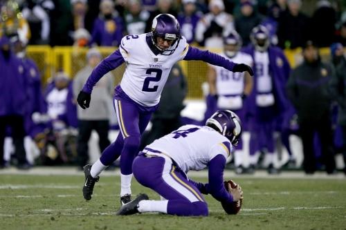 Minnesota Vikings 2018 season offseason forecast: Specialists