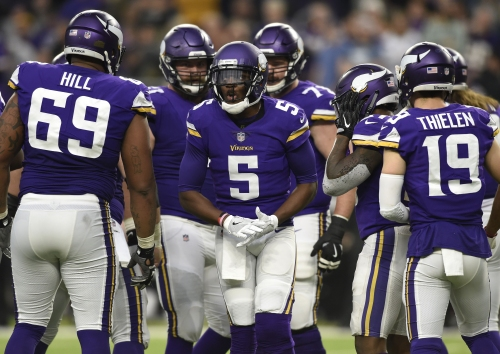 Minnesota Vikings: 2018 Quarterback quandary breakdown