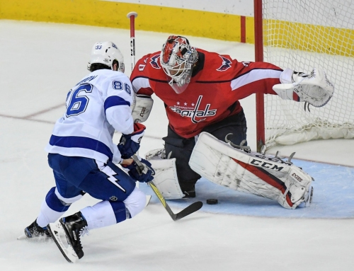 Capitals' leaky defense is an issue against East-leading Lightning