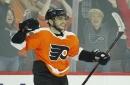 Flyers pick up OT win against Montreal - Blue HQ Media