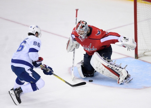 'That's on no one else but me': After fourth straight loss, Braden Holtby shoulders blame