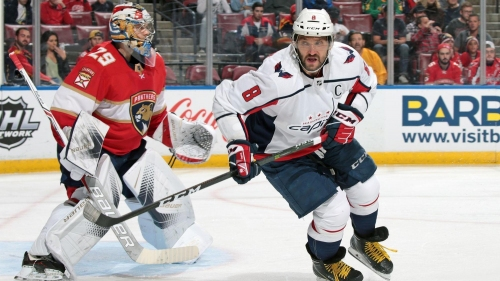 Preview: Capitals at Panthers, 7:30 p.m., Thursday