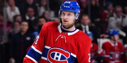 Capitals acquire defenseman Jakub Jerabek from Montreal Canadiens for fifth-round pick