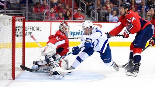 Point scores 2 goals to help Lightning beat Capitals 4-2 | The News Tribune
