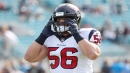 Houston Texans release veteran linebacker Brian Cushing