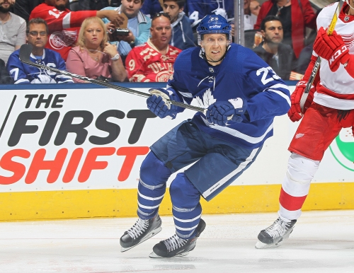 Toronto Maple Leafs: Eric Fehr Traded to San Jose