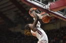 Hokies knock off Notre Dame, improve to .500 in ACC