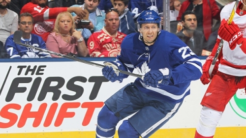 Leafs trade forward Eric Fehr to Sharks for 7th-round pick | CBC Sports