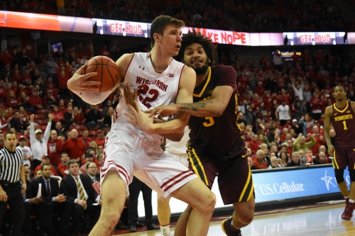 Men's basketball: Wisconsin takes care of business in overtime thriller versus Minnesota