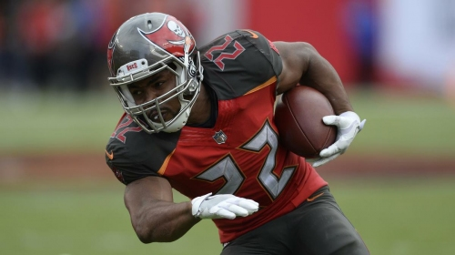 Bucs release RB Doug Martin after disappointing season