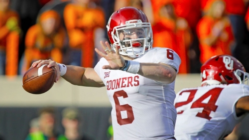 Mel Kiper Jr. mock draft: New York Jets go with Baker Mayfield - New York Jets Blog- ESPN