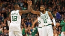 Bulpett: Kyrie Irving's leadership style is a good fit for these Celtics