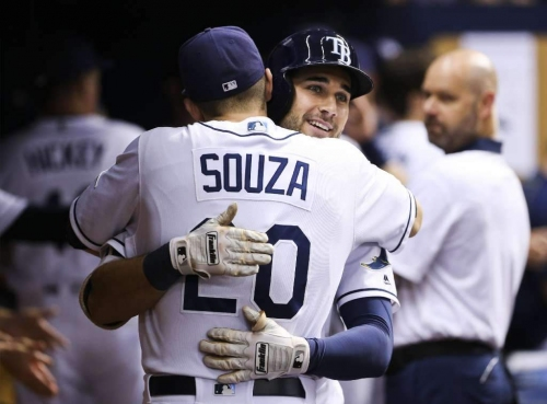 With Souza the latest to be gone, what do Rays have left? Well …