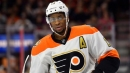 Wayne Simmonds of Philadelphia Flyers out 2-to-3 weeks with upper-body injury