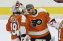 For Flyers goalie Alex Lyon, the chip on his shoulder is another tool - Philly