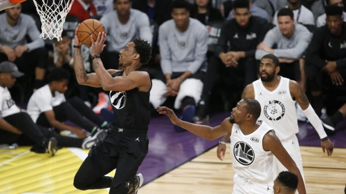 Are Rockets, Raptors the 1s? Time will tell when NBA resumes