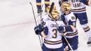#3/5 Irish Cap Regular Season With Michigan State