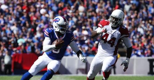 Pro Football Weekly predicts Tyrod Taylor to the Arizona Cardinals