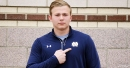 Hunter Spears commits to Notre Dame Fighting Irish football Twitter Reaction