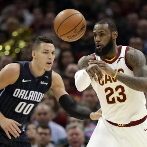 Aaron Gordon Rumors: Mavericks, Suns to Pursue Restricted Free Agent in Summer