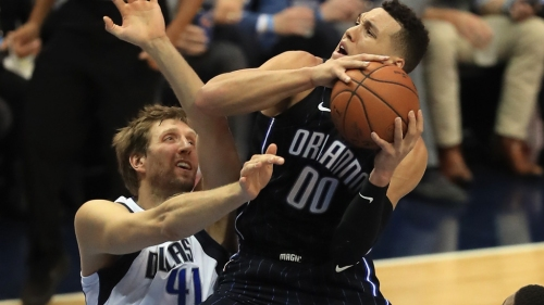 How would free agent Aaron Gordon fit with Mavericks, Suns or Pacers?
