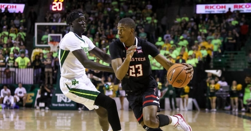 No. 6 Texas Tech looks to keep pace in the Big 12 race against Oklahoma State