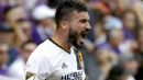 Romain Alessandrini has won over Galaxy with his play, now eyes more wins