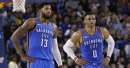 Colin Cowherd says Russell Westbrook and Paul George in Oklahoma City isn't working (VIDEO)