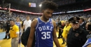 Duke freshman Marvin Bagley III ruled out against Louisville on Wednesday
