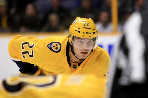 Nashville Predators: The growth of a first round draft pick