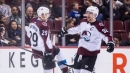 MacKinnon, Barrie star; Avs beat Canucks - Article - TSN