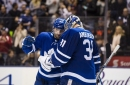 Andersen makes 40 saves, Maple Leafs blank Panthers 1-0