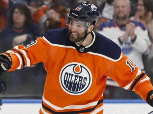 Edmonton Oilers should bench Patrick Maroon until he's traded