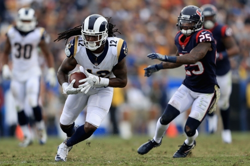 Should Rams feel extra pressure to use franchise tag on Watkins after Landry decision?