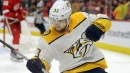 Arvidsson lifts Predators to 3-2 win over Red Wings