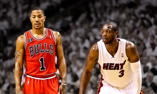 One Future NBA Legend Severely Misses Battles Against Young Derrick Rose