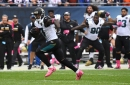 Jags TE Mychal Rivera and WR Arrelious Benn set to become free agents