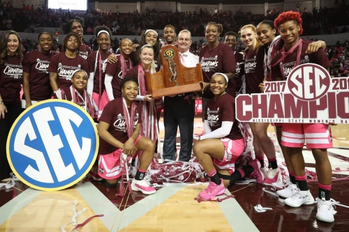No. 2 Mississippi State vs Auburn Women's Basketball Preview
