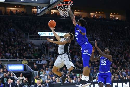 Providence-Seton Hall game postponed in second half due to floor conditions