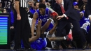 Desi Rodriguez to miss Seton Hall-Providence replay with injury suffered on wet floor