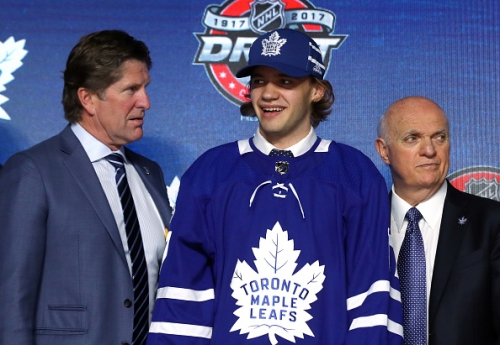Trading The Toronto Maple Leafs First Round Pick